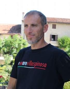 ANDREA ZARAMELLA Wine Growing Area Manager